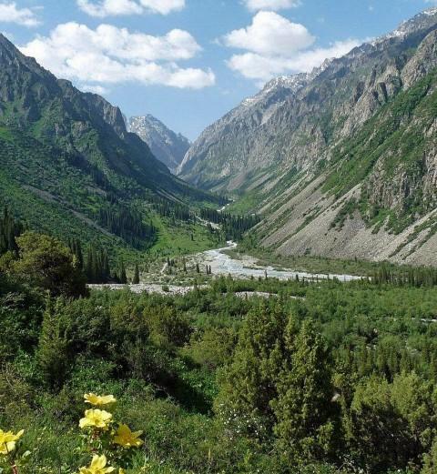 Wel eens gewandeld in de uitlopers van de Himalaya?
