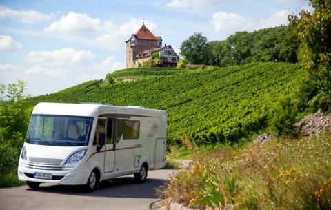 6 Inspirerende camperroutes in Baden-Württemberg