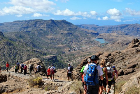 8 t/m 12 nov: Gran Canaria Walking Festival – 4 dagen wandelen onder de november-zon