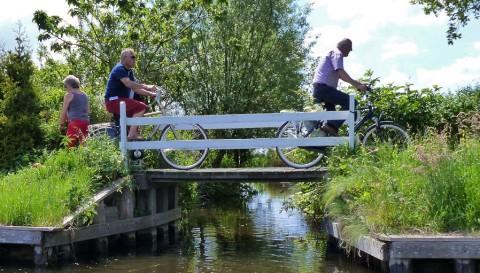 Dit zijn de twee nieuwste fietsroutes in de Weerribben-Wieden