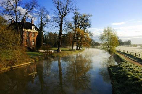Drie Utrechtse Landgoederen in één herfstwandeling