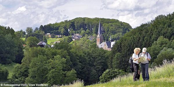 Noordrijn-Westfalen-wandele