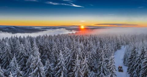 Beleef een sprookjeswinter in Thüringen