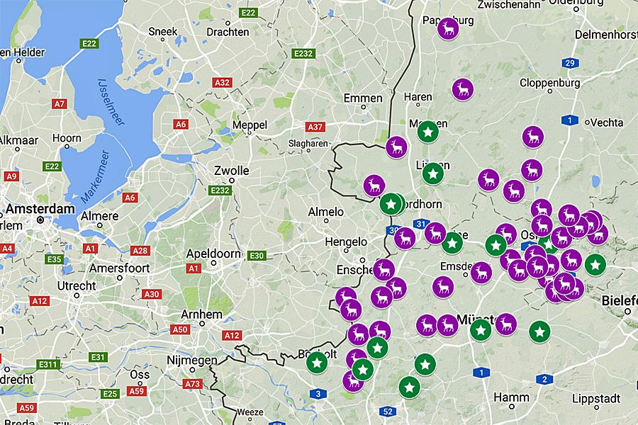 De Mooiste Kerstmarkten Vind Je Op Nog Geen 10 Km Van De Grens