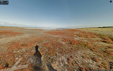 Onbewoond eiland nu op Google Street View