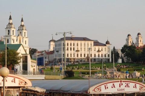 Een intrigerende wandeling door onbekend Minsk