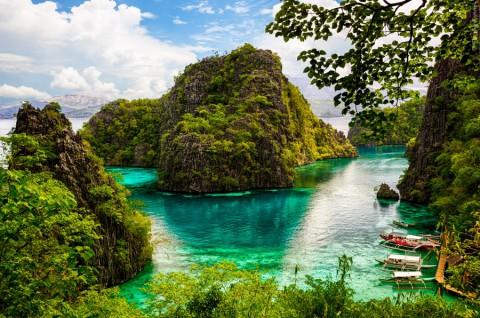 Lake Kayangan, een meer waar je wilt blijven…
