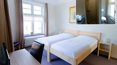 Een midweek wandelen op de Veluwe en overnachten in een Nonnenkamer