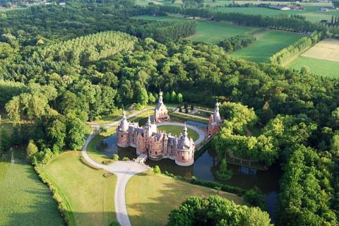 Is dit het mooiste kasteel van België?