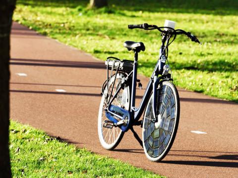 Wordt de e-bike op zonne-energie een Nederlandse primeur?