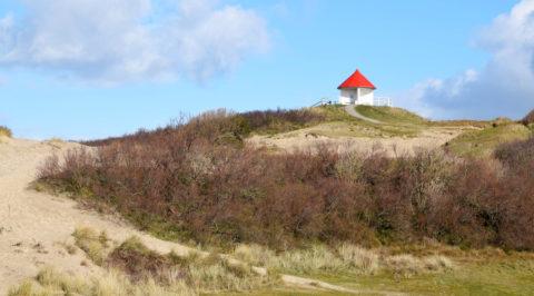 Te voet langs de Belgische kust