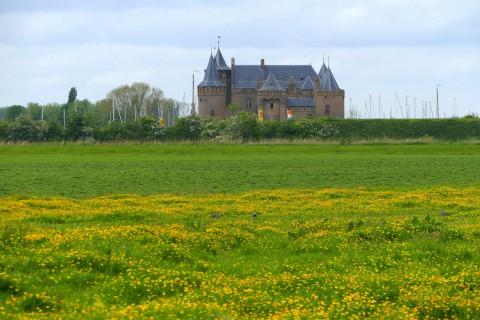 De Fortenlandroute: natuurtocht langs Hollandse verdedigingslinies