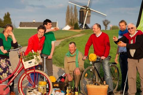 'Pajottenland', de beste Belgische wandelregio van 2015
