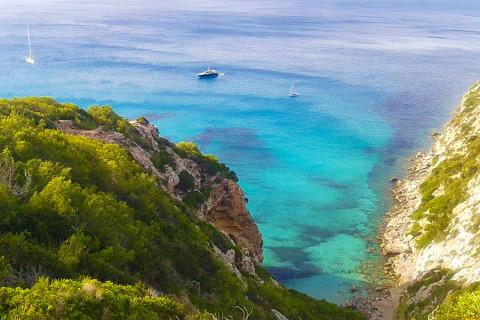 The Green Walks op wandelparadijsje Formentera