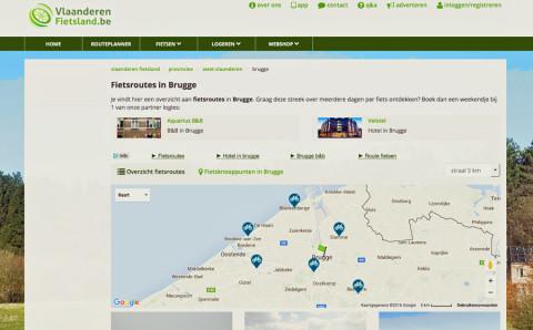 Fietsend de stad uit: Brugge en haar buitengebieden