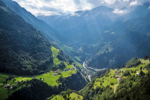 De 'Gotthard Tunnel Trail': wandelen 'boven' de langste tunnel ter wereld
