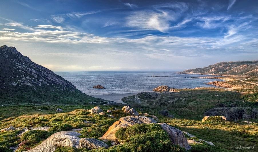 Costa da morte, Cabo Vilán, paolo margari Galicia