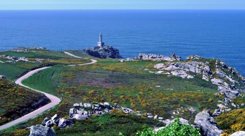 De parel van Galicië, het Vuurtorenpad
