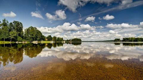 Actief rond een Zweeds meer met een Hollandse connectie
