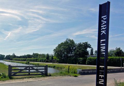 Park Lingezegen, wandeldomein tussen Arnhem en Nijmegen