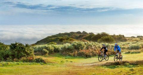 The Isle of Wight, het beste Britse fietseiland