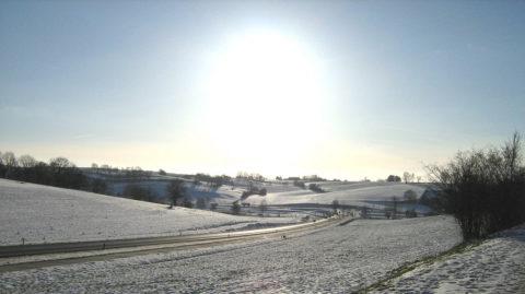27 dec: Eindejaarstocht door de Limburgse heuvels
