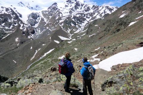 Huttentocht Val di Sole / Stevio Nationaal park, Italiaanse Dolomieten