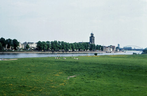 25 t/m 28 april: Wandel4daagse rondom Hanzestad Deventer