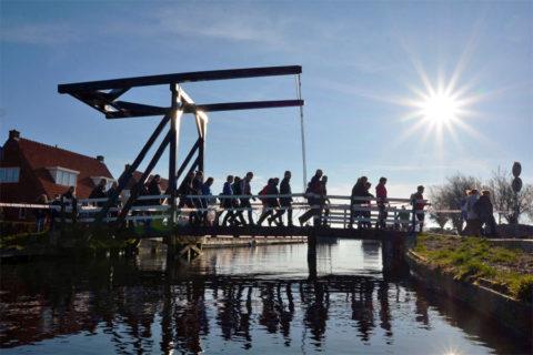 11 & 12 maart: De Merenloop in het Friese Grou