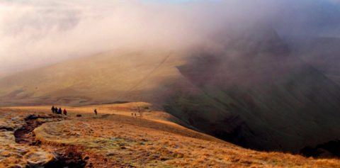 Lentetip: Walkingfestival in The Black Mountains, Wales