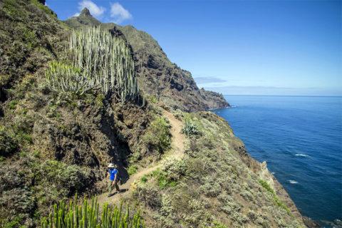 22 t/m 26 mei: Tenerife Walking Festival