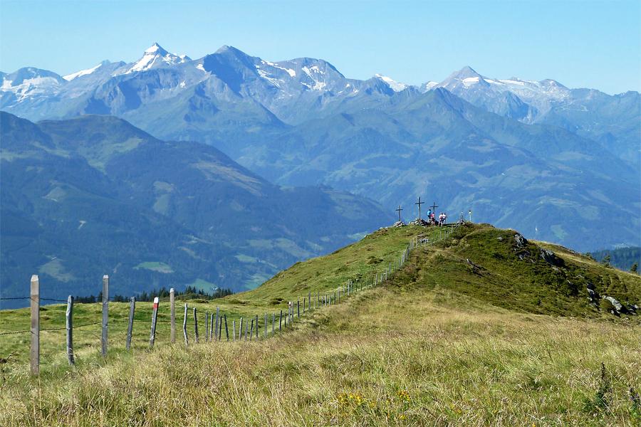 pinzgauer-grasberge, ald1siedel, Wikimedia