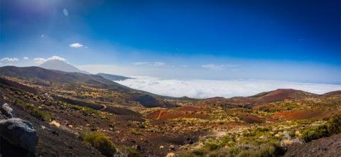23 t/m 27 mei: Tenerife Walking Festival