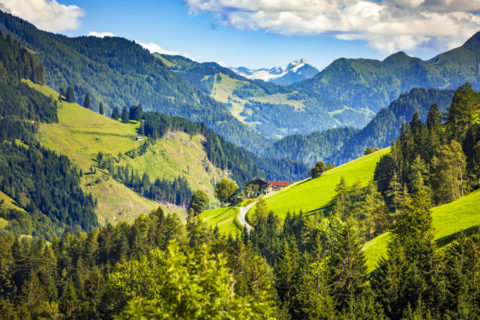 Logeren bij de boer in Salzburgerland