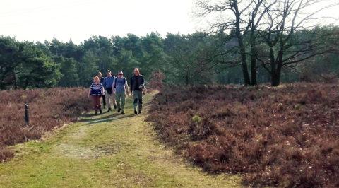 2 april: Bos en heide wandeling Heerlen