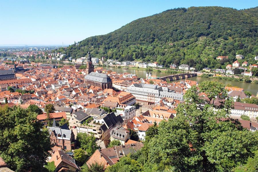 Heidelberg, Montemari, Pixabay