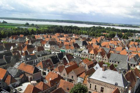 28 sept: Dr. Olthuis Wandeltocht in en rond Elburg