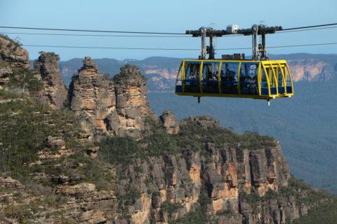 Waarom Australiërs zo gek zijn op hun Blue Mountains