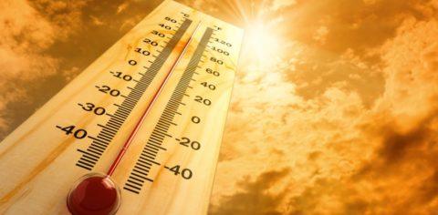 Top 5 heetste plekken op aarde