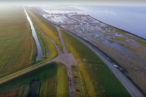 2 juni: Het jaarlijkse Rondje Ameland