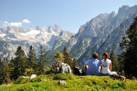 Drie zomerse etappes over de beroemde SalzAlpenSteig in Tennengau