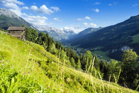 Van hut naar hut over de Salzburger Almenweg