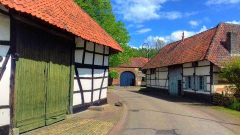 Wandelend langs Limburgs mooiste boerderijendorp