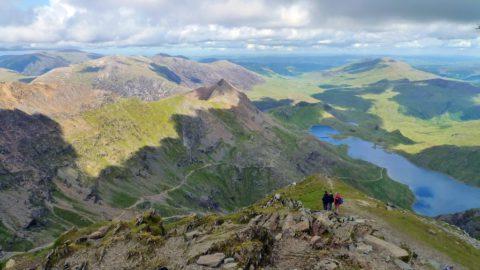 Walking Snowdonia, op pad rond de hoogste berg van Wales