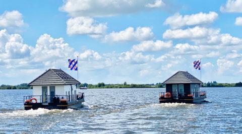 Drie bijzondere overnachting adresjes in Hartje Friesland