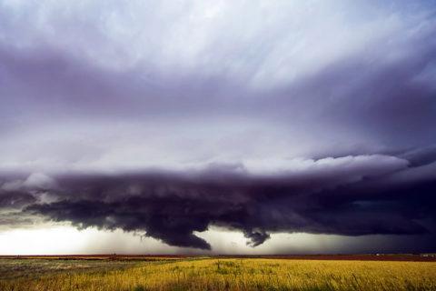 Al eens een tornado van dichtbij meegemaakt…?