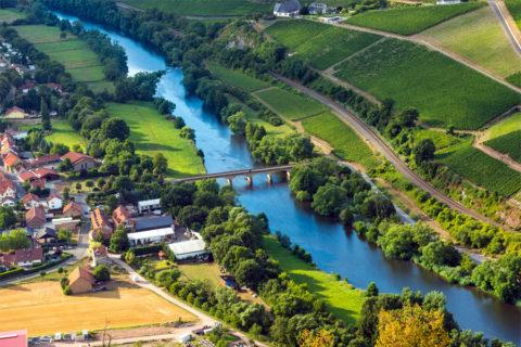 Genieten langs de Nahe, een kronkelende fietstocht naar de Rijn