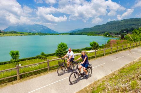 Twee meerdaagse fietsreizen langs de Franse 'Via Rhôna'