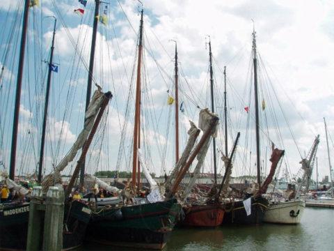 26 juli t/m 1 of 2 aug: Vijf Eilandentocht Wandel / Fietseditie