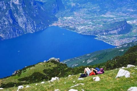 Drie mooie wandelingen vanaf de noordkant van het Gardameer